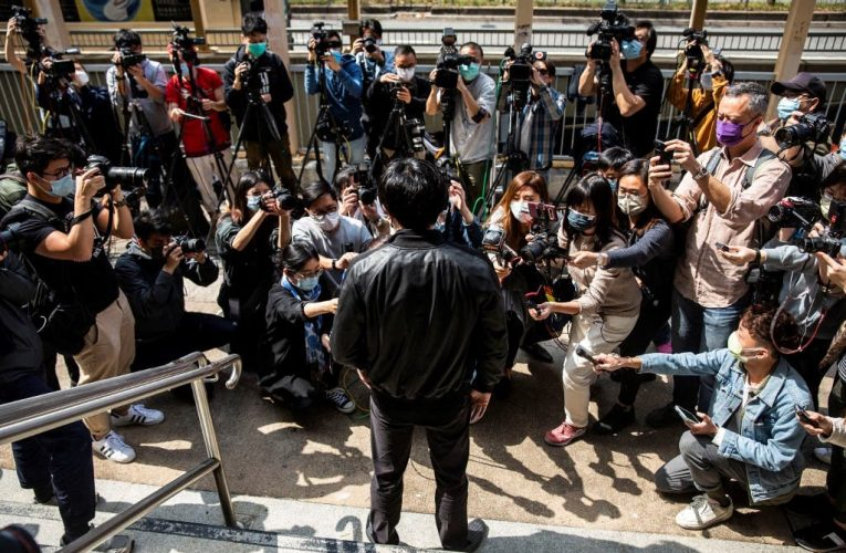 Conspiracy to Subvert! Hong Kong Police Charge Dozens of Pro-Democracy Activists