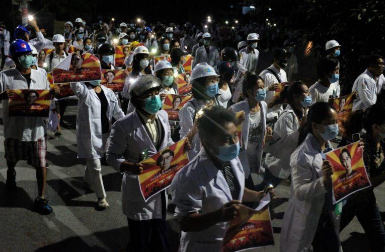 Myanmar: Eight Killed in Bloody Crackdown