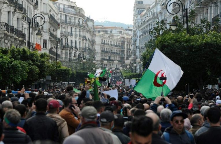 Sustained Protests Are Exposing Algeria's Brittle Old Guard