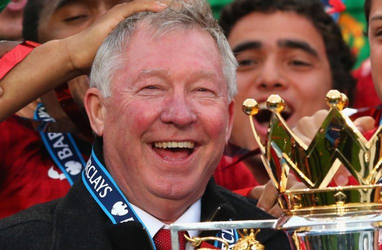 'Never Give In': An insight into Sir Alex Ferguson