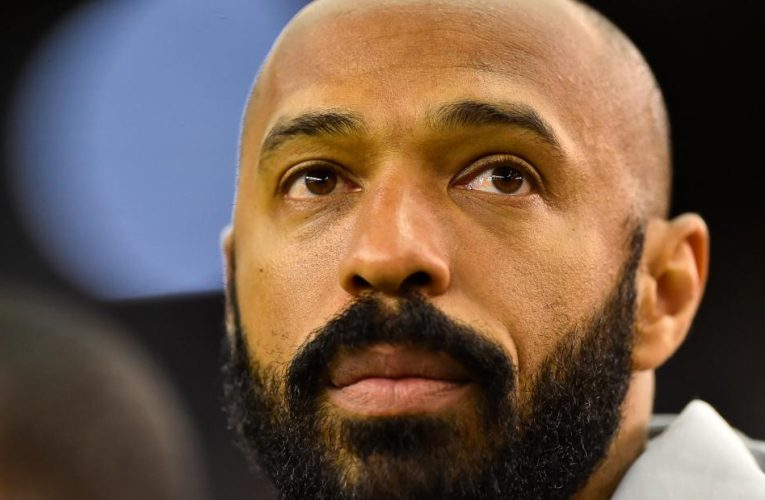 French football legend Thierry Henry on using 'your voice' to inspire change
