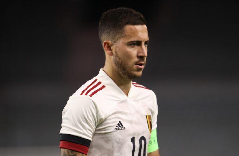 يورو 2020.. فرصة هازارد لإنقاذ مسيرته وتحقيق أماني إدارة ريال مدريد