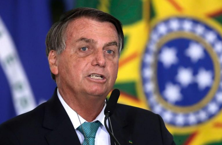 Copa América: Bolsonaro announces tournament will be played in four states in Brazil